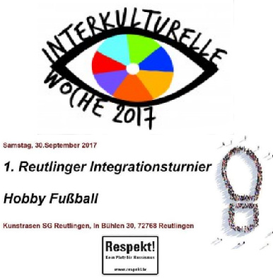 Integrationsfest Reutlingen 2017