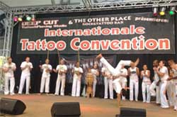 Capoeira-Shows